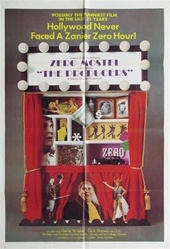 The Producers Original US One Sheet