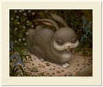 Marion Peck Wabbit Limited Edition Print