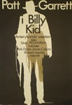 Polish Movie Poster Pat Garrett and Billy The Kid