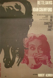 Polish Movie Poster What Ever Happened To Baby Jane