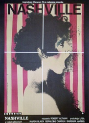 Polish Movie Poster Nashville