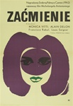 Polish Movie Poster L' Eclisse