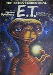 Polish Movie Poster E.T. The Extra Terrestrial