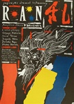 Polish Movie Poster Ran