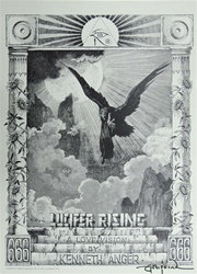 Lucifer Rising Original Poster