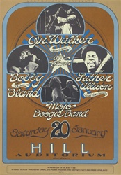 Junior Walker And The All Stars Original Concert 