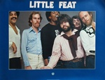Little Feat Original Promotional Poster
