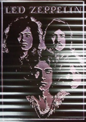 Led Zeppelin Original Commercial Poster