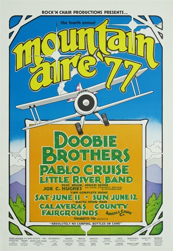 Doobie Brothers, Pablo Cruise And Little River Band