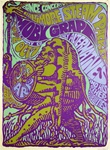 Moby Grape At The Ark Original Concert Poster