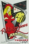 Rickie Lee Jones Original Concert Poster