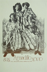 The Pointer Sisters Original Concert Poster