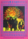 Miller Blues Band and Siegel Schwall Band Original Concert Postcard