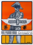 Doobie Brothers Original Concert Poster