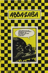 Abba Zaba It's A Beautiful Day Original Concert Postcard