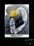 John Lennon Limited Edition Lithograph