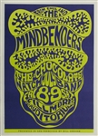 The Mindbenders And The Chocolate Watchband Original Concert Poster