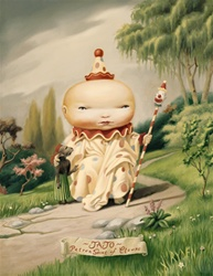 Mark Ryden Jajo Limited Edition Print