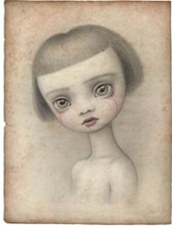 Mark Ryden Kara Limited Edition Print