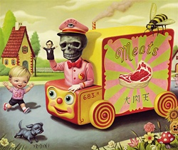 Mark Ryden Meat Magi Limited Edition Print