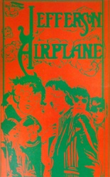 Saladin Jefferson Airplane Original Rock Poster