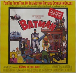 Batman Original US Six Sheet