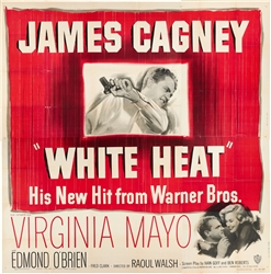 White Heat Original US Six Sheet
