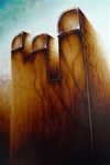 Brian Smith Monolith Original Painting