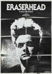 Eraserhead Original Spanish One Sheet