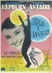 Funny Face Original Swedish One Sheet
