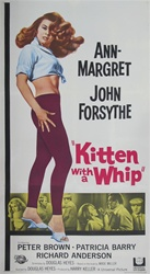 Kitten With a Whip US Three Sheet