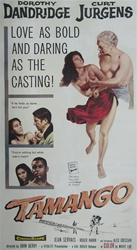 Tamango Original US Three Sheet