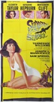 Suddenly Last Summer Original US Three Sheet