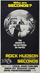 Seconds Original US Three Sheet