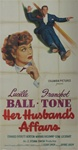 Her Husband's Affairs Original US Three Sheet