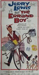 The Errand Boy Original US Three Sheet