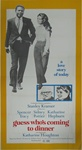 Guess Who's Coming To Dinner Original US Three Sheet