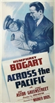 Across The Pacific Original US Three Sheet