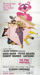 The Pink Panther Original US Three Sheet