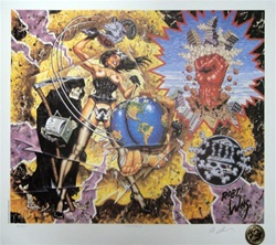 Robert Williams Magnitude X Limited Edition Lithograph