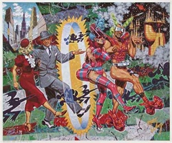 Robert Williams Vanity of the New Limited Edition Lithograph