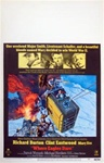 Where Eagles Dare US Window Card