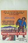 Man Without a Star US Window Card