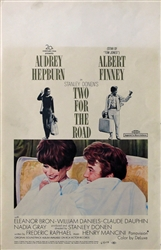 Two For The Road US Window Card