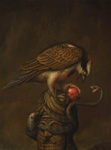 Martin Wittfooth Obsession Original Painting