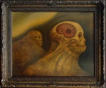 Chet Zar Underlings Original Painting