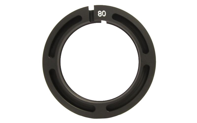 G-COAR 80 Genustech Matte Box rod mount adapter ring 80mm