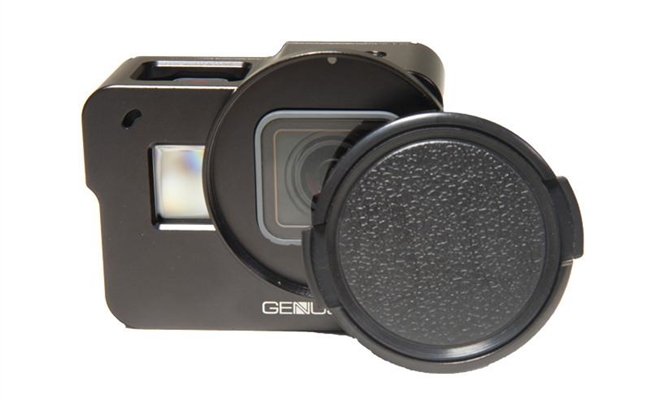 Genustech G-GP5B Genus Cage for GoPro HERO5 and HERO6 Black Hero7
