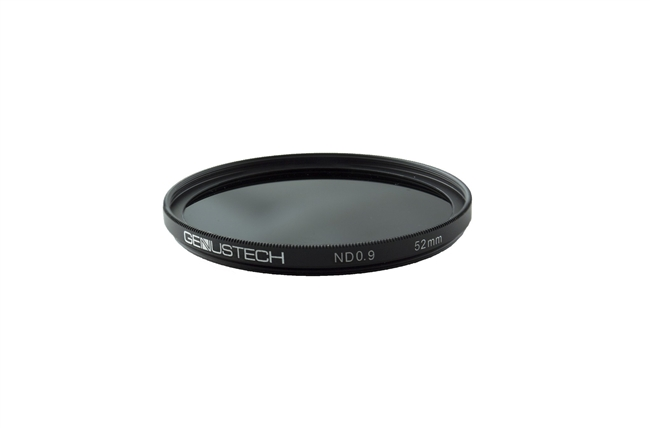 G-ND09/52 ND 0.9 ( ND8) 52mm  3 stop Neutral Density  Filter