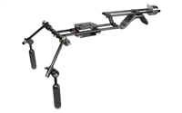 G-PROMOKIT1   Professional Video Shoulder Mount Kit with standard handle grips and offset bracket